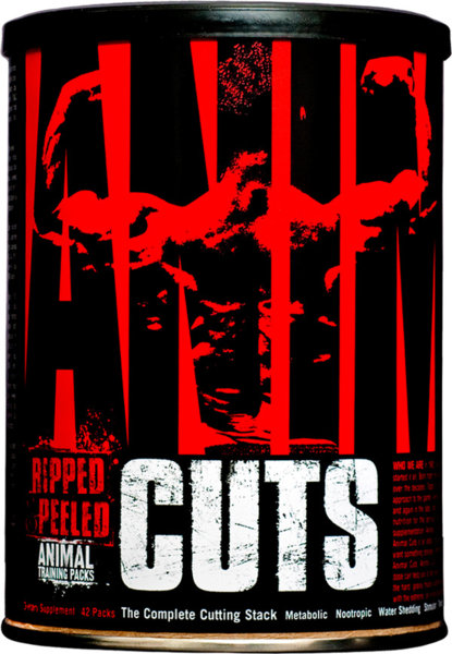 Animal Cuts - 42 пакета